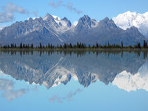 Snow Capped Mountain Alaska Stock Photos, Images, & Pictures.