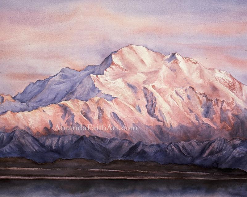 Mount foraker clipart #6