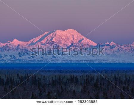 Mount foraker clipart #2