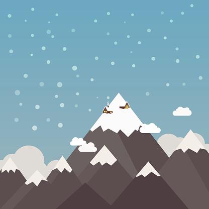 Mount galiñeiro clipart #4