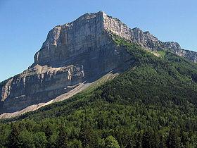 Mount granier clipart #1