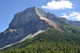 Mount granier clipart #17