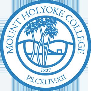 Mount Holyoke College.