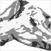 Mount hood clipart #10