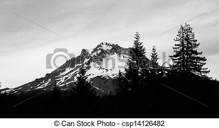 Pictures of Mt. Hood.