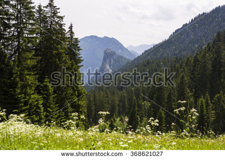 Oberammergau alps Stock Photos, Images, & Pictures.