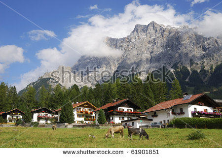 Tyrol Austria Stock Images, Royalty.