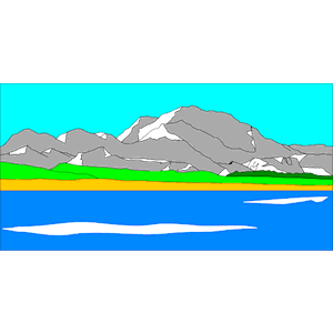 Mt McKinley clipart, cliparts of Mt McKinley free download (wmf.