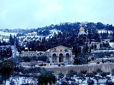 Mount Olivet.