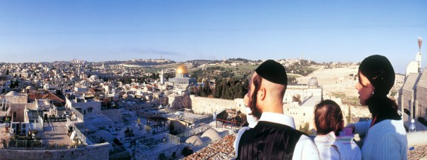 In the Footsteps of the Messiah: The Mount of Olives.