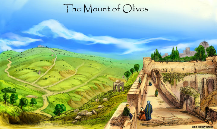 Mount of Olives : Top Mount of Olives Vacation Tips : cnTRAVEL.