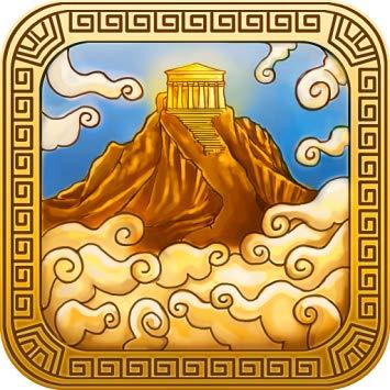 Mount Olympus.