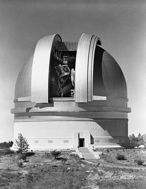Mount palomar observatory clipart #8