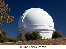 Mount palomar observatory clipart #9