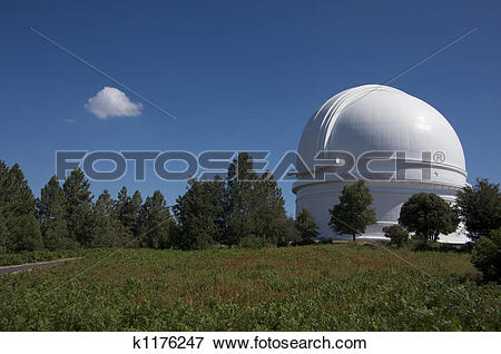 Picture of Mt. Palomar Observatory k1176247.