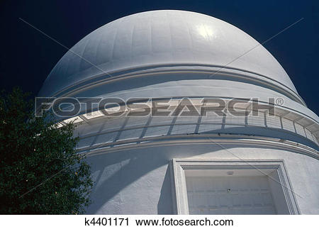 Stock Photography of Mt. Palomar Observatory k4401171.