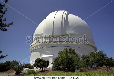 Mt. Palomar Observatory Stock Photo 141121 : Shutterstock.