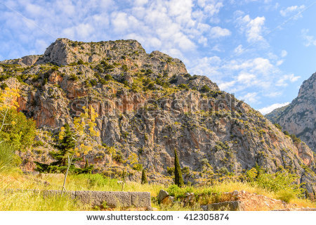 Mount Parnassus Stock Photos, Royalty.