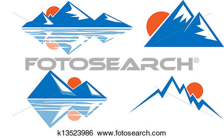 Mount rainier Clip Art and Illustration. 3 mount rainier clipart.