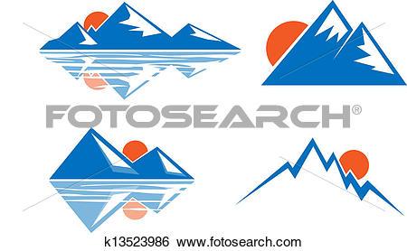 Mount rainier Clip Art and Illustration. 3 mount rainier clipart.