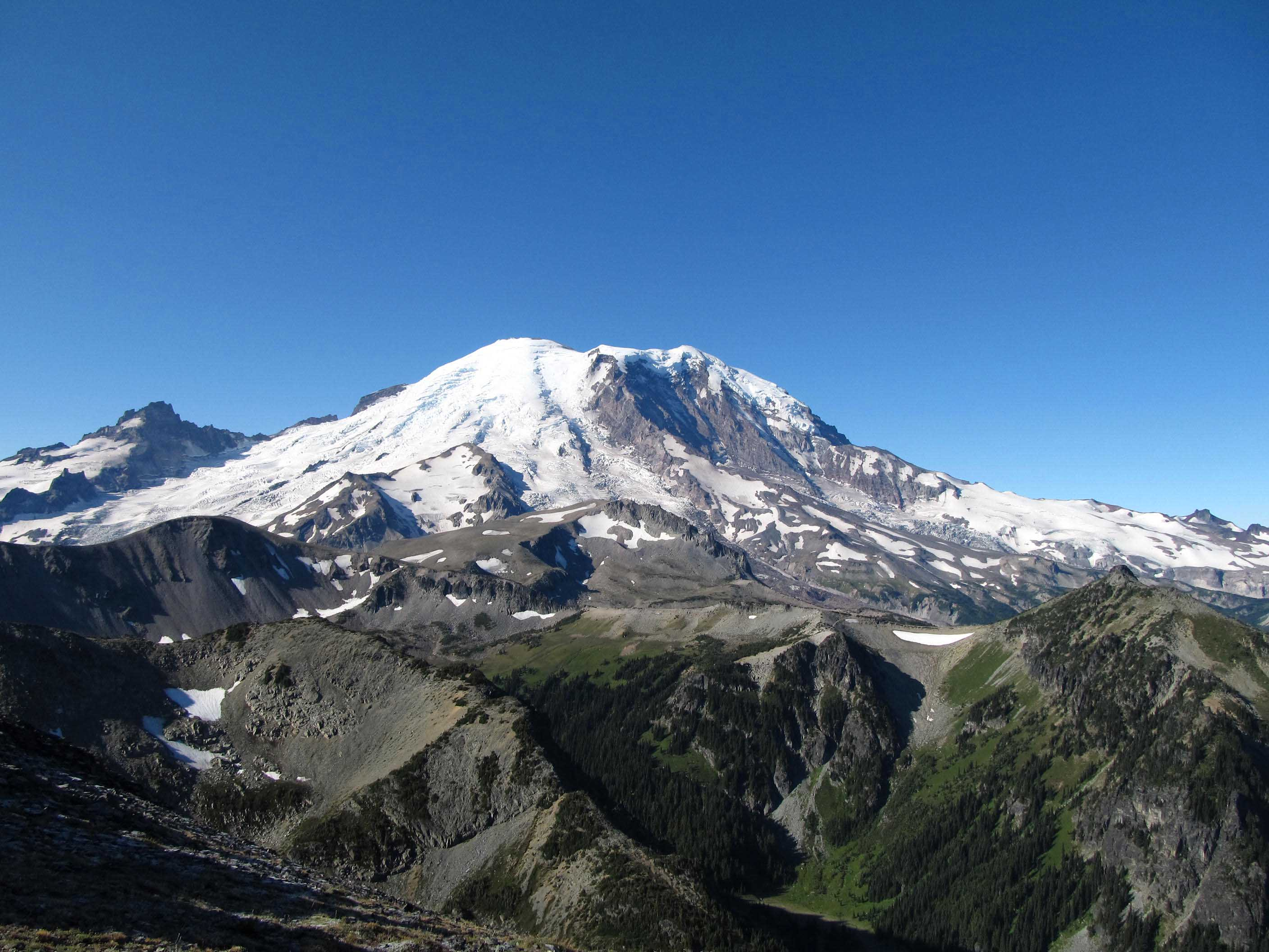 Mt Rainier Ptarmigan Adventure!.