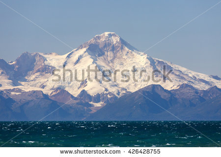 Mount redoubt clipart #11