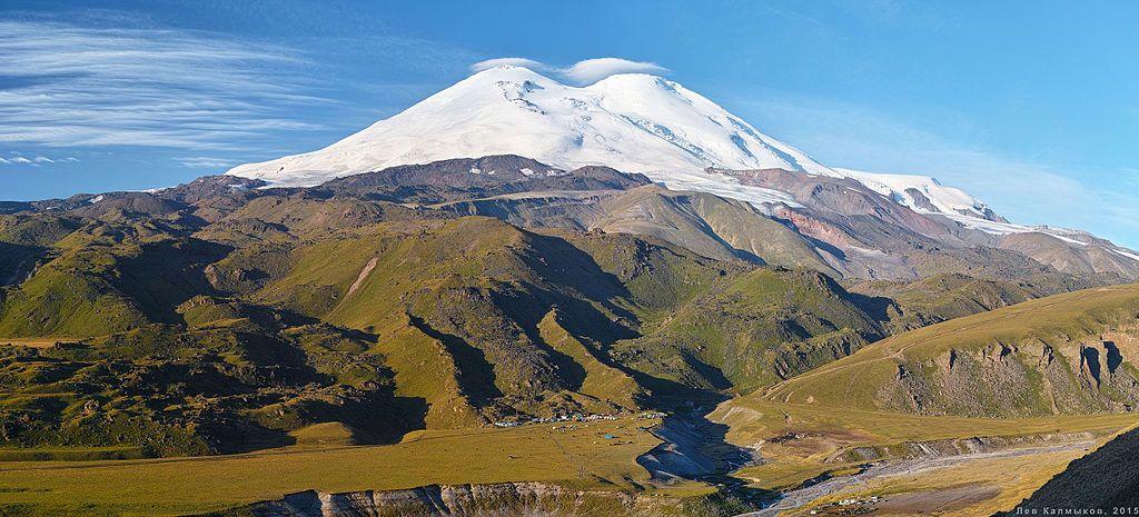 Volcanoes of Europe.