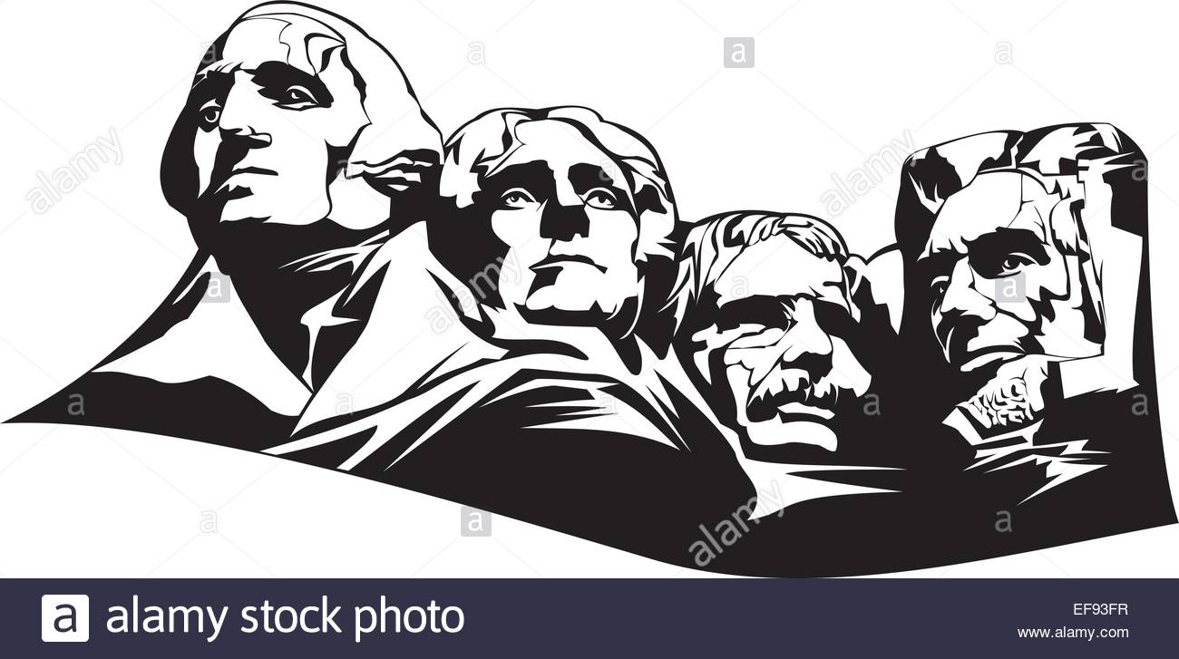 Mount Rushmore Stock Photo, Royalty Free Image: 78261675.