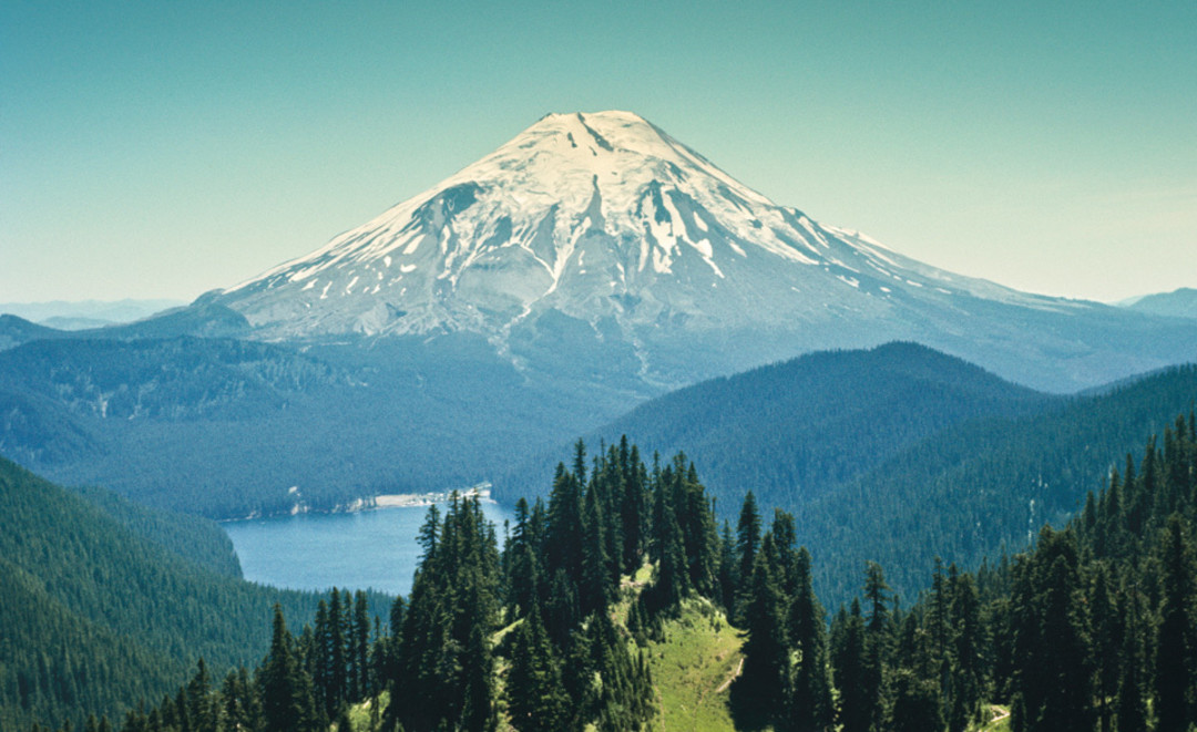 Mount St. Helens: The Deep History.