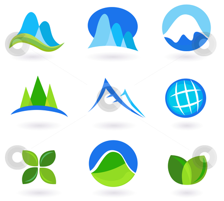 Green Mountain Clip Art.