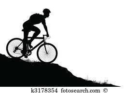 Mountain bike Clipart Illustrations. 4,940 mountain bike clip art.