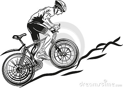 Mtb Stock Illustrations.