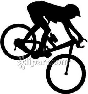 Pin Mountain Man Riding Bike Clip Art on Pinterest.