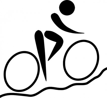 Mountain bike clip art free vector for free download about 7.