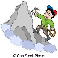 Mountain climber Illustrations and Clip Art. 7,827 Mountain.