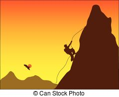 Mountain climber Illustrations and Clip Art. 24,459 Mountain.