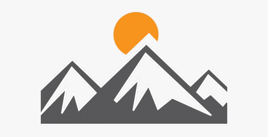 Mountains Clipart Transparent Background.