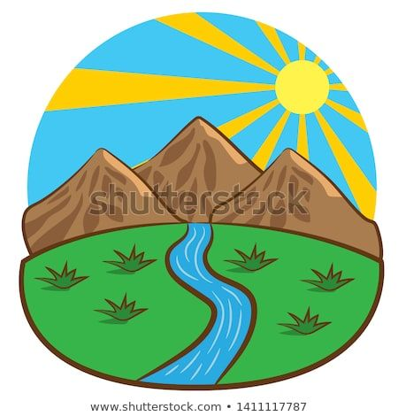 mountain clipart ,mountain vector ,mountain design ,mountain.