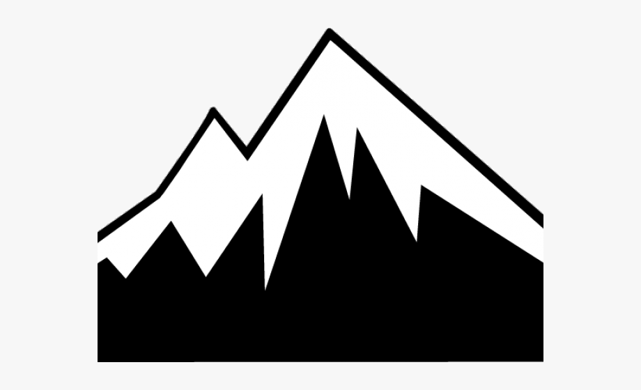 Mountains Clipart File.