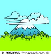 Mountain clouds Clip Art and Illustration. 7,825 mountain clouds.