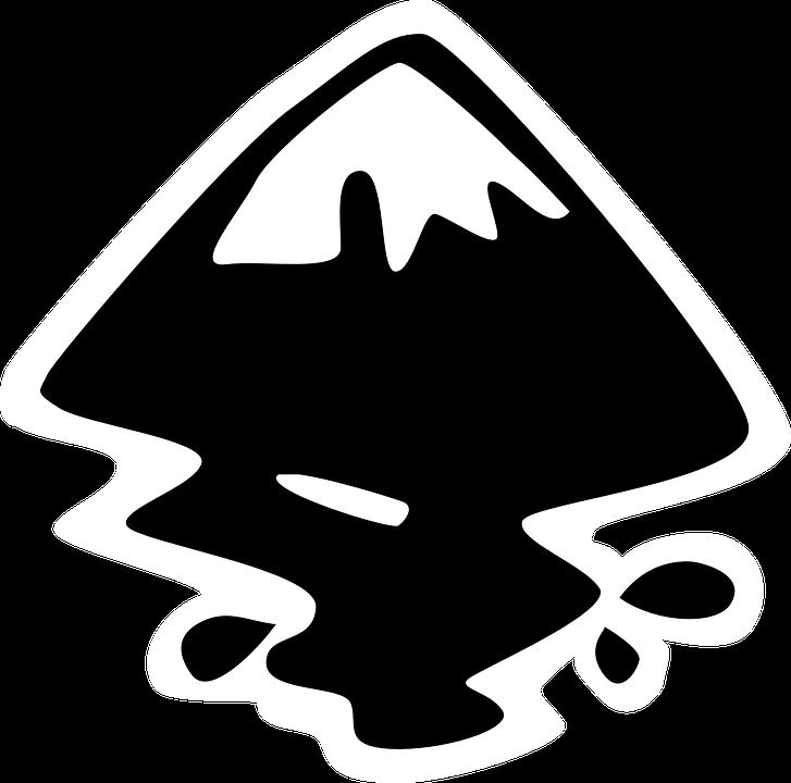 Free vector graphic: Snowcap, Mountain, Cone, Peak.