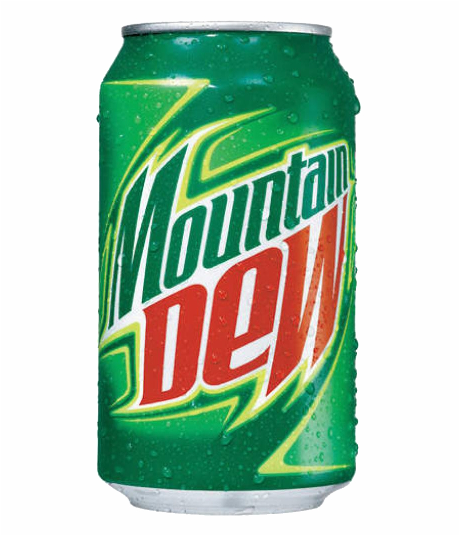 Mountain Dew Png Clipart.