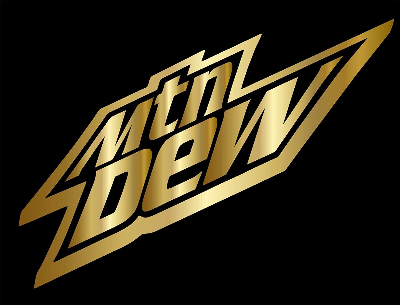 Amazon.com: Mountain Dew Logo 7\