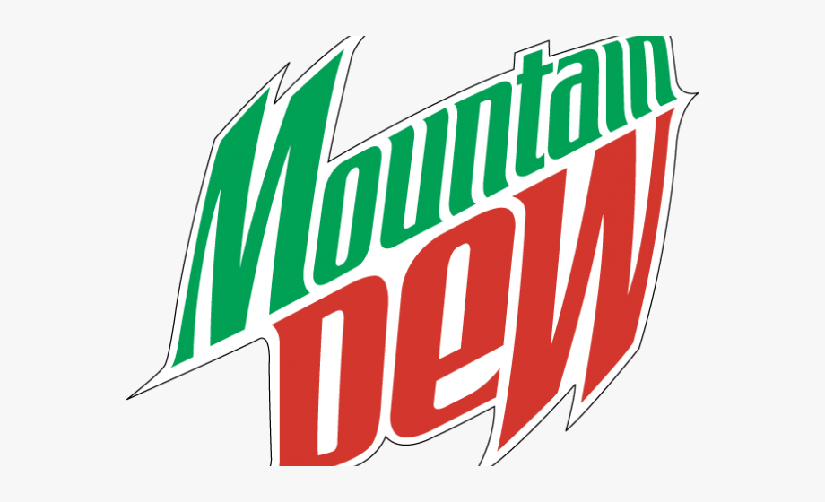 Mountain Dew Clipart Cold Drink.