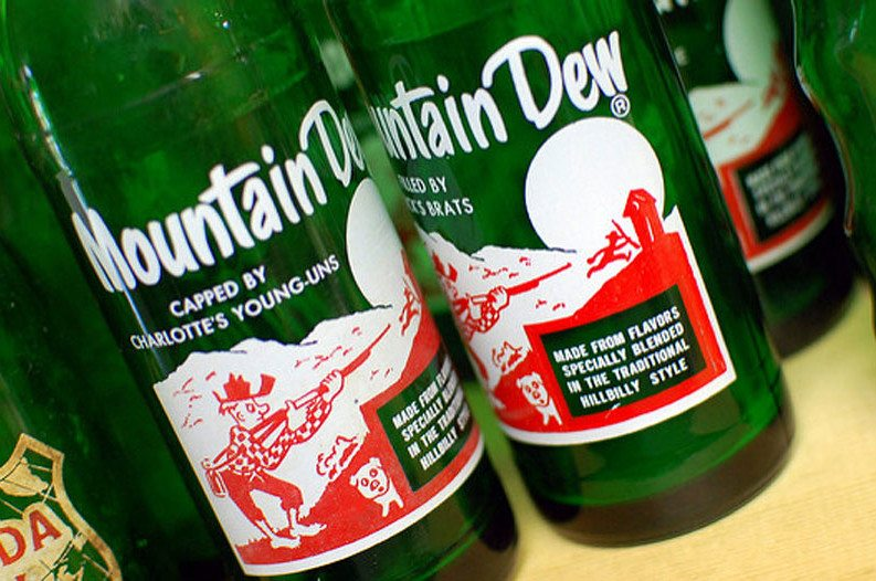 10 Things You Didn\'t Know About Mountain Dew.