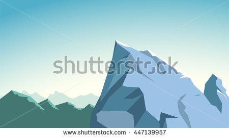 Mountain Edge Stock Photos, Royalty.