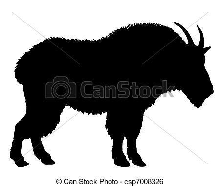 Mountain goat Illustrations and Clip Art. 593 Mountain goat.