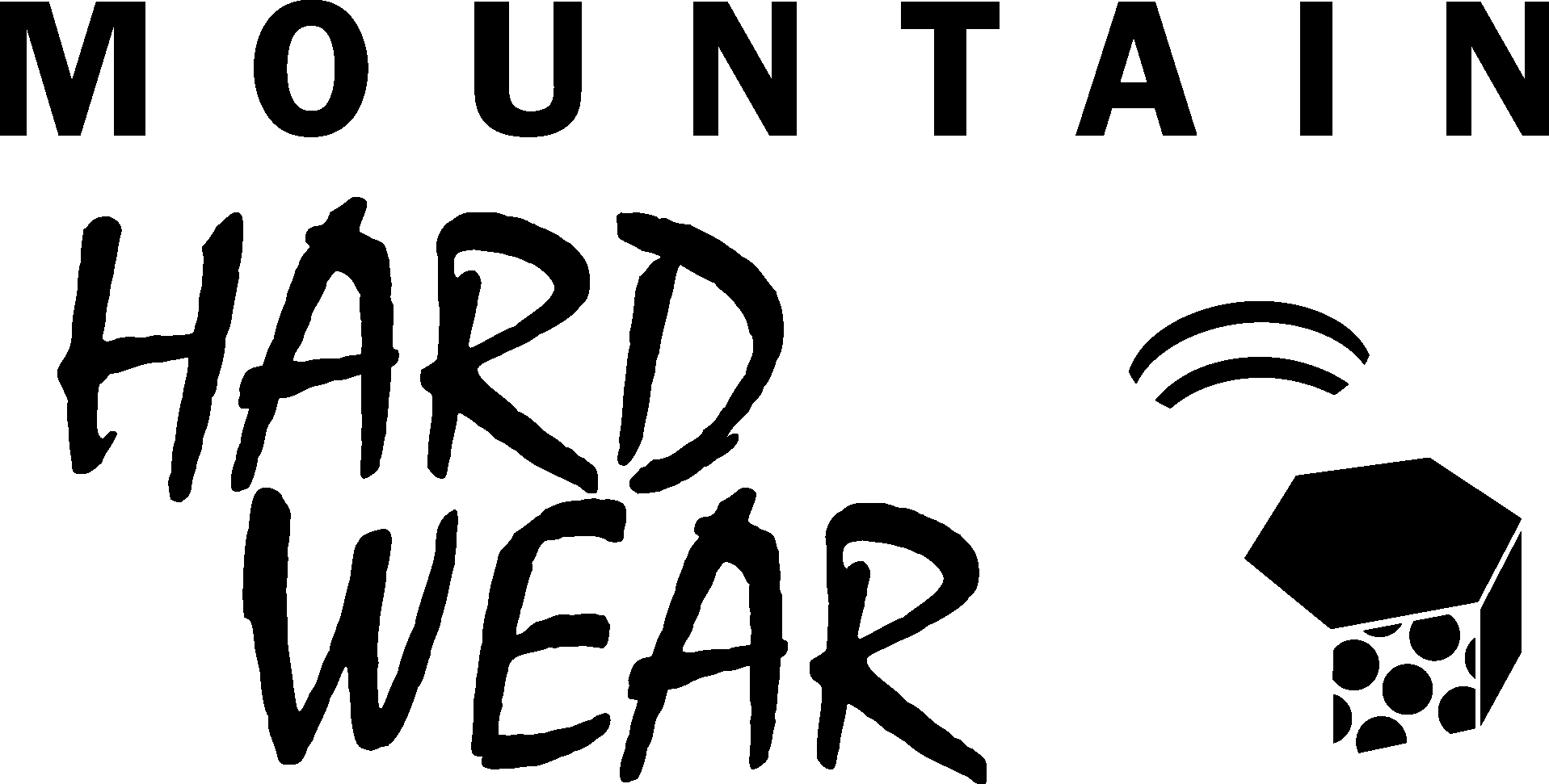 Mountain Hard Wear Logo Download Vector.