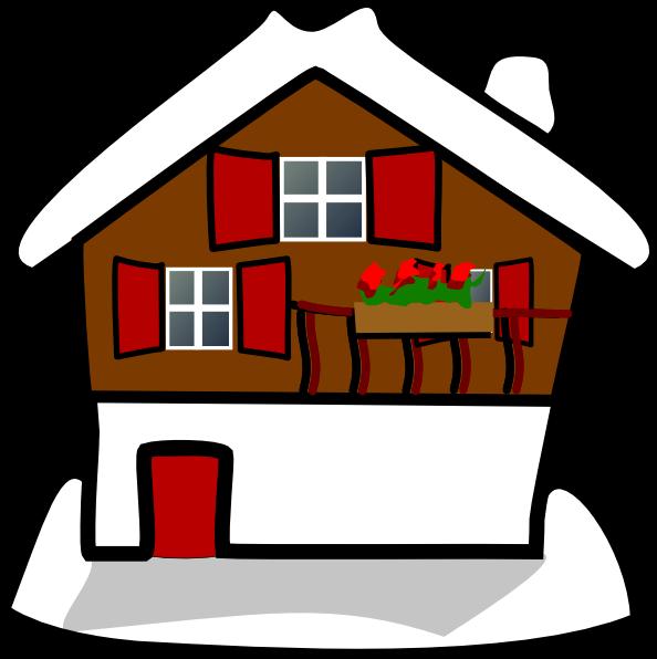 Homes Clipart 1 Clip Art at Clker.com.