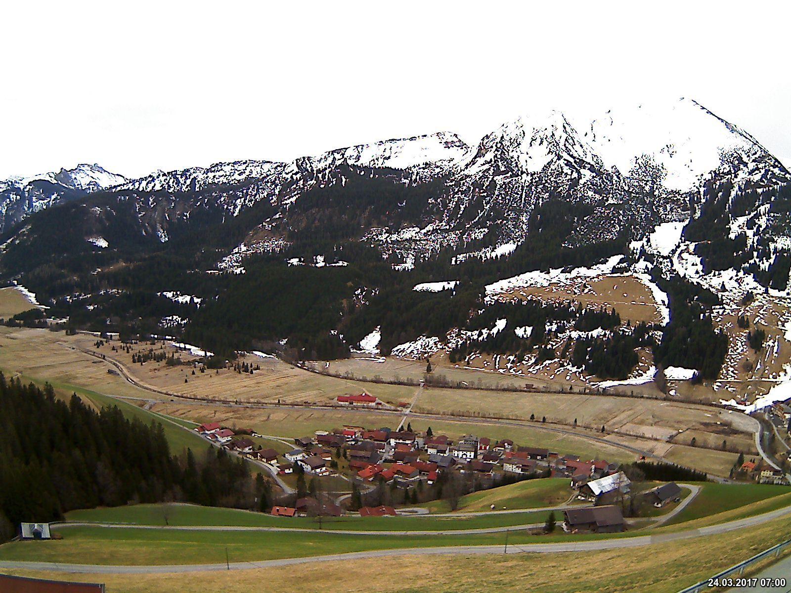 Webcam Tannheimer Tal.